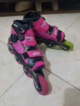 Patines profesional canariam talla 32
