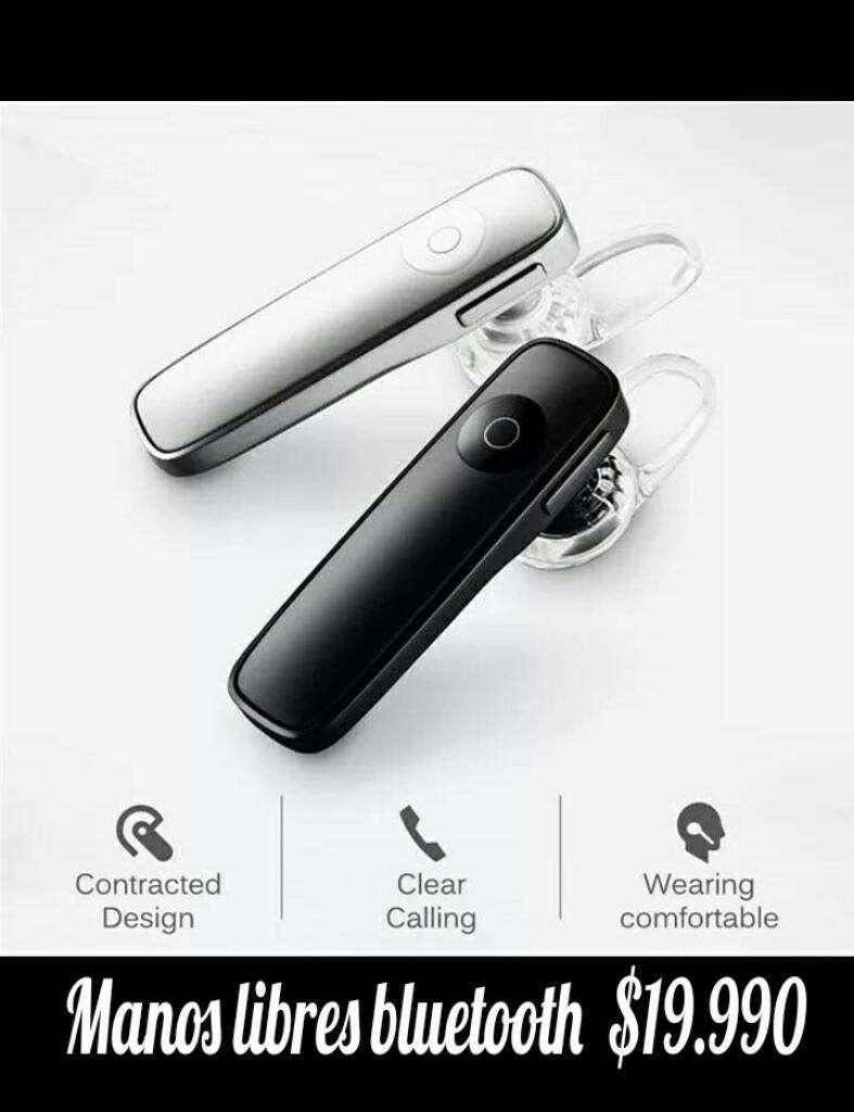 Manos Libres Bluetooth 0