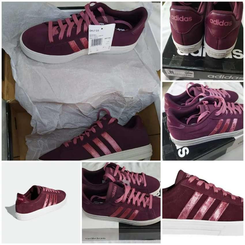 Adidas daily 2.0 Nuevas Originales. Talle 39.5/40 0