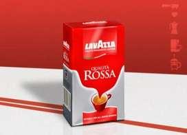Café molido Lavazza Qualita Rossa