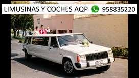 Alquiler de Limusina Arequipa Jeep