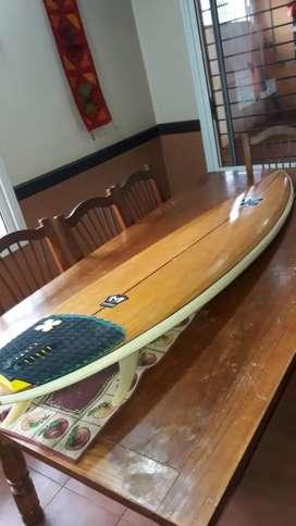 "Tabla de surf MONOSHAPE 6.5"" impecable"