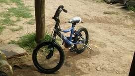 Vendo bici de chico
