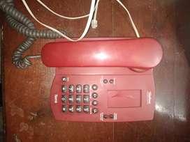 Tetefono de línea