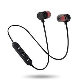 audífonos Bluetooth deportivos magnéticos