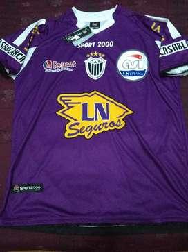Camiseta estudiantes de caseros  sport 2000  alternativa