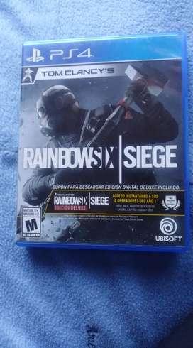 Vendo Rainbow Six