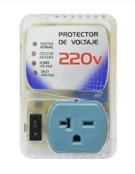 Protector De Voltaje 220v 3600w