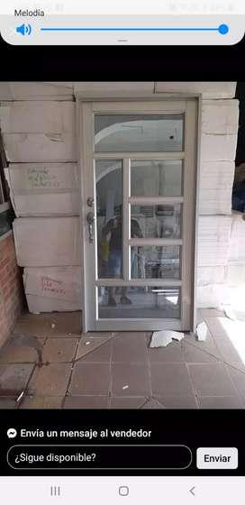 Ventanas puertas aluminios vidrios gabinetes pvc espejos
