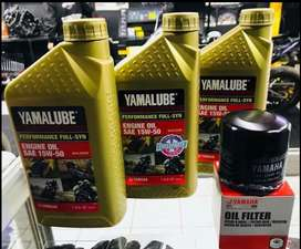 Aceite yamalube full sintetico