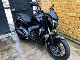 De oportunidad vendo moto Dominar D 400cc