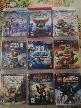 Juegos originales de play 3