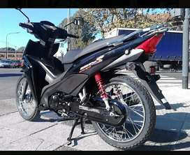 Impecable Honda Wave 2021