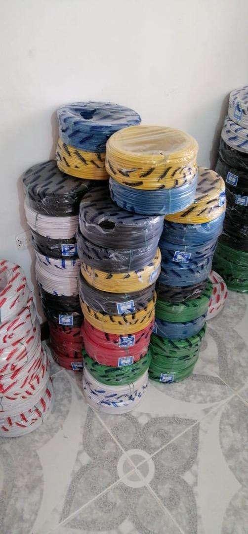 Vendo Cables 2x8, 2x10 y 2x16.  y alambre #8 #10 #12 0