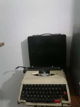 Maquina de escribir, antigua
