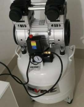 Compresor de 1 hp y de 2hp libre de aceite