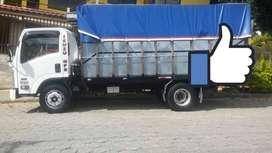 Servicio de transporte de mudanza, fletes o alquiler de camion