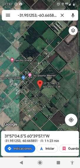 Terreno en General Alvear entre Rios