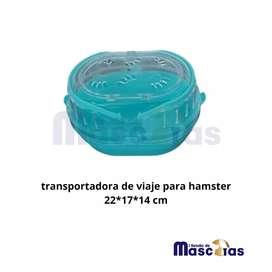 Transportadoras de viaje  para hamster