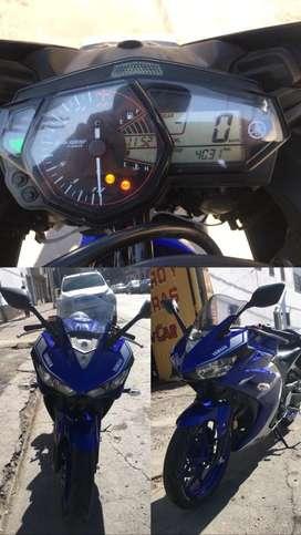 Yamaha YZF R3. Modelo 2018 4.000 KM
