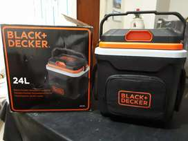 VENDO NEVERA PORTÁTIL BLACK Y DECKER