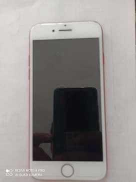 iPhone ROJO COMO NUEVO 128
