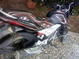 Cambio discover 125 st 2014 por moto en duro de mi interés solo tarjeta