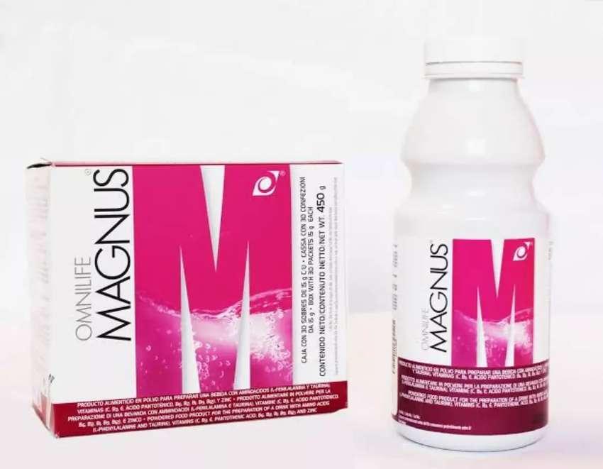Energizante Natural Magnus 0