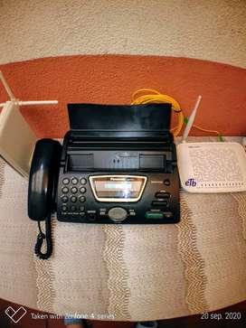 Vendó  tele fax