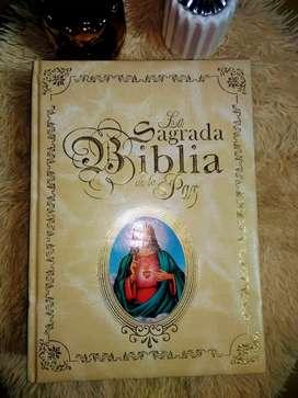 VENDO HERMOSA BIBLIA NUEVA GRANDE