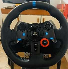 Simulador Logitech G29