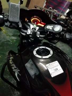 Vendo mi moto Hero hunk 150