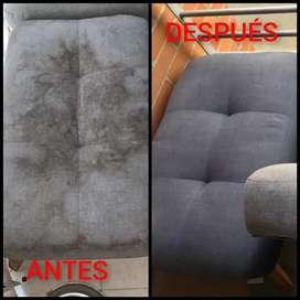 Ofrecemos lavado de muebles