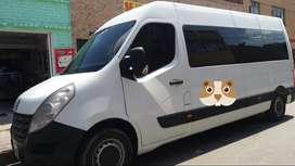 Vendo microbus Renault nuevo Master