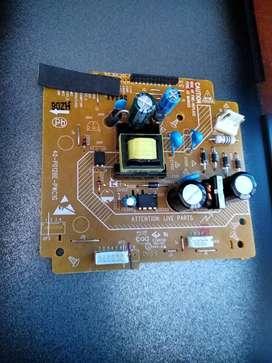 Placa de la fuente de alimentación de Blue Ray Philips