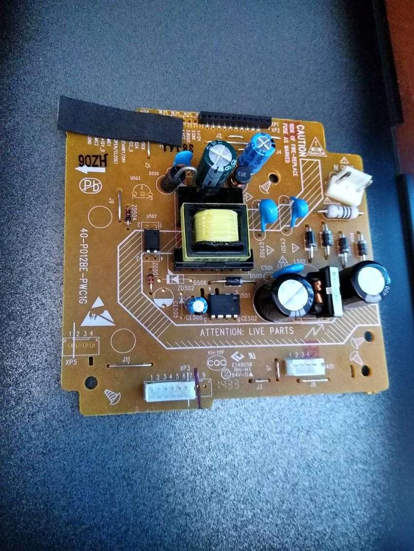 Placa de la fuente de alimentación de Blue Ray Philips 0