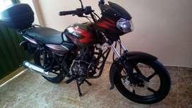 Vendo moto discover 125