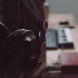 Estudio de grabacion hotroom studio