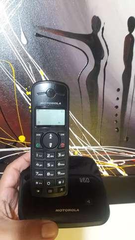 Motorola de pantalla con identificador