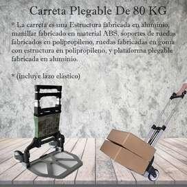 CARRETA 80kg