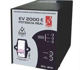 SP Regulador de Voltaje Elevador EV 2000E