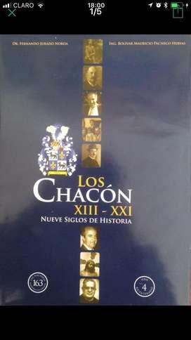 Libro historia y genealogia