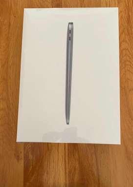 Macbook Air 2020 i3 256gb 8gb Space Gray Touch ID Nuevos Sellados