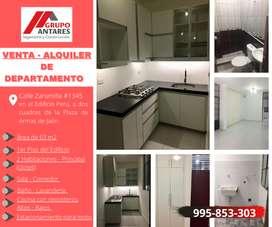 Se vende o Alquila departamento - Jaén - Cajamarca