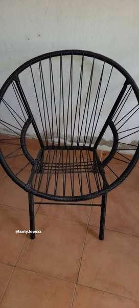 Vendo sillones artesanales