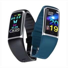 Smart Band Krono Ym9 Sensor Cardiaco Temperatura Calorias