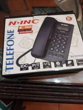 Vendo telefono sin uso. Funciona excelente