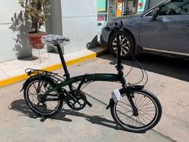 Bicicleta plegable Urban 3