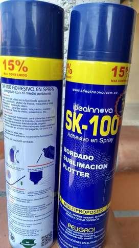 Sk 100 Pegante Adesivo Sublimación