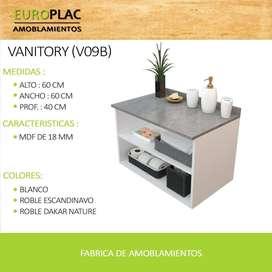 VANITORY (Modelo V09)
